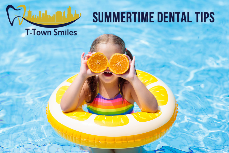 Summertime Dental Tips